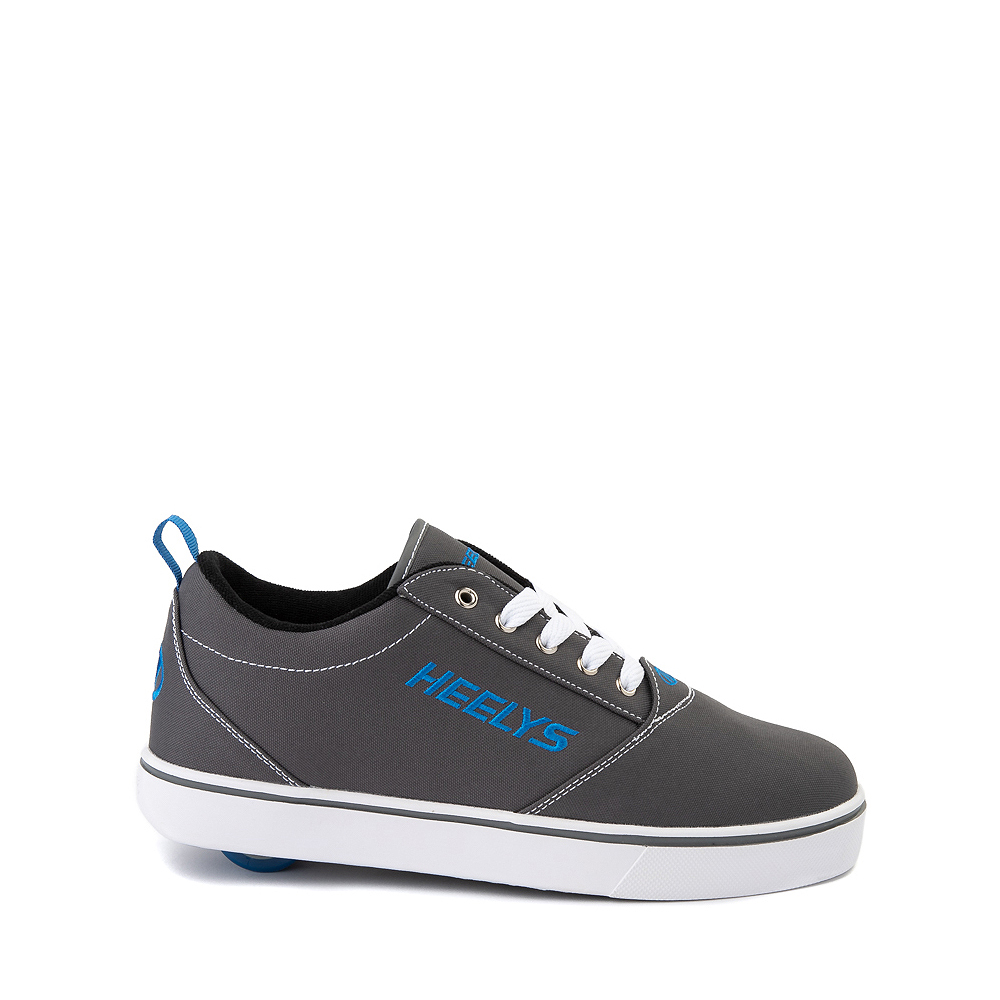 Mens Heelys Pro 20 Skate Shoe - Gray / Royal Blue