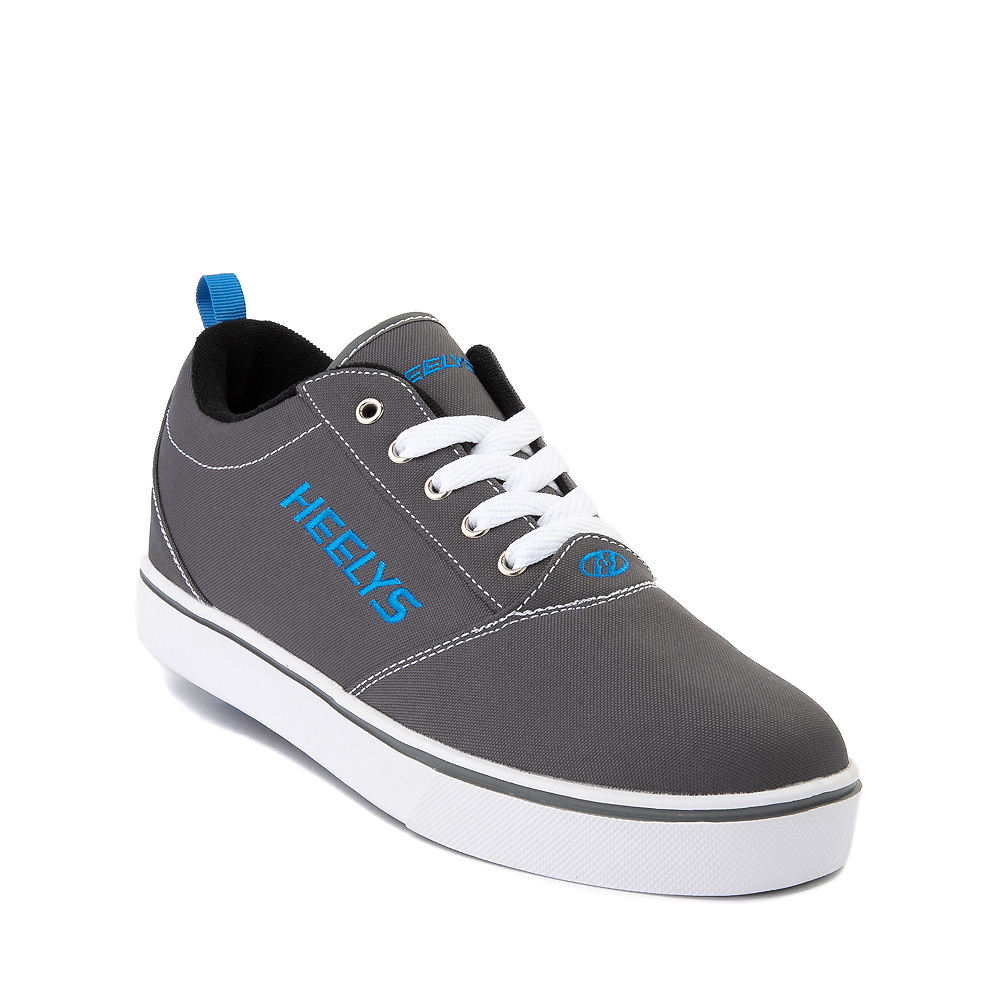 Mens Heelys Pro 20 Skate Shoe - Gray