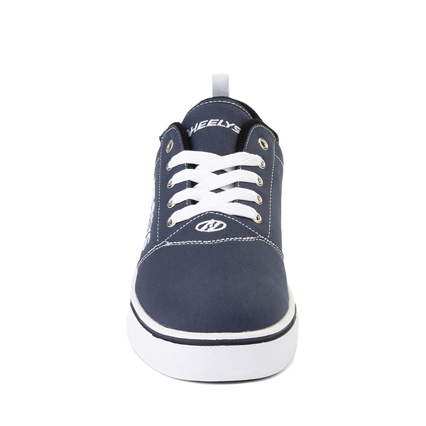 alternate view Mens Heelys Pro 20 Skate Shoe - Navy / WhiteALT4