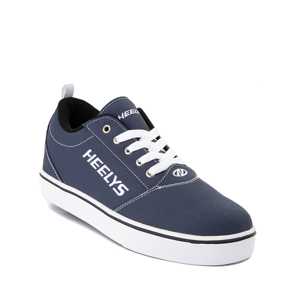 alternate view Mens Heelys Pro 20 Skate Shoe - Navy / WhiteALT5