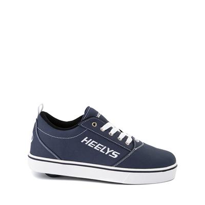 Main view of Mens Heelys Pro 20 Skate Shoe - Navy / White