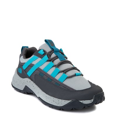 Alternate view of Womens The North Face Trail Escape Crest Hiking Shoe - High Rise Gray / Ebony Gray