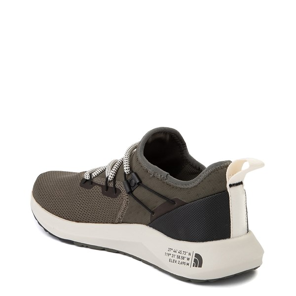alternate view Womens The North Face Surge Highgate Athletic Shoe - New Taupe GreenALT2