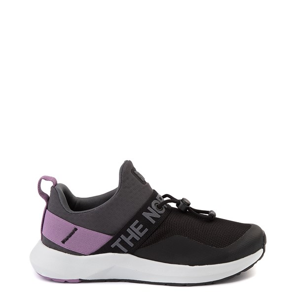 Womens The North Face Surge Pelham Slip On Athletic Shoe - Black / Darkshadow Gray