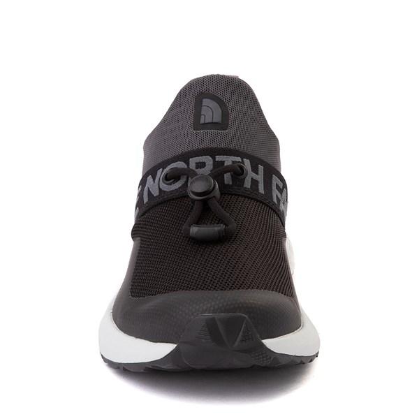 alternate view Womens The North Face Surge Pelham Slip On Athletic Shoe - Black / Darkshadow GrayALT4