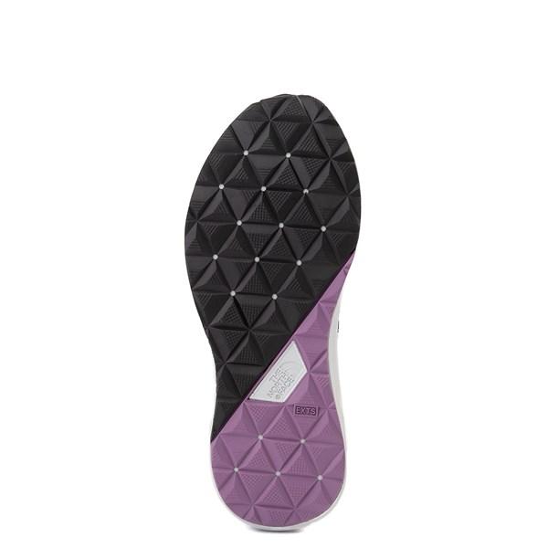 alternate view Womens The North Face Surge Pelham Slip On Athletic Shoe - Black / Darkshadow GrayALT5