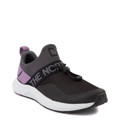 Alternate view of Womens The North Face Surge Pelham Slip On Athletic Shoe - Black / Darkshadow Gray