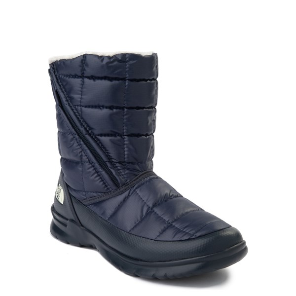 Alternate view of Womens The North Face Thermoball™ Eco Microbaffle Boot - Urban Navy