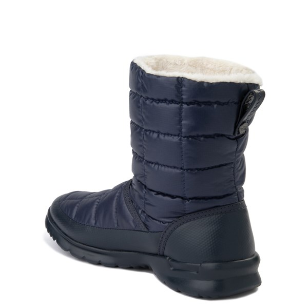 alternate view Womens The North Face Thermoball™ Eco Microbaffle Boot - Urban NavyALT2