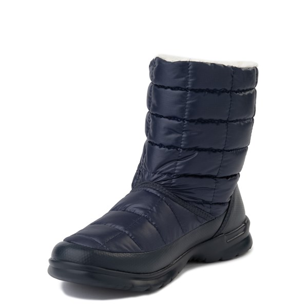 alternate view Womens The North Face Thermoball™ Eco Microbaffle Boot - Urban NavyALT3
