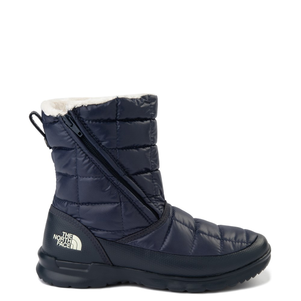 Womens The North Face Thermoball™ Eco Microbaffle Boot - Urban Navy
