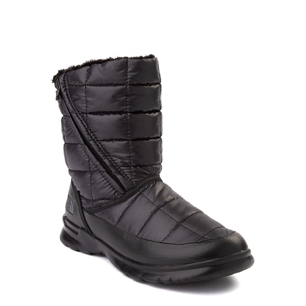 alternate view Womens The North Face Thermoball™ Eco Microbaffle Boot - BlackALT1