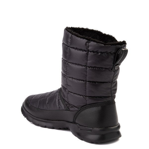 alternate view Womens The North Face Thermoball™ Eco Microbaffle Boot - BlackALT2