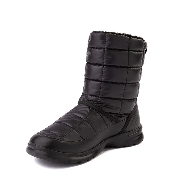 alternate view Womens The North Face Thermoball™ Eco Microbaffle Boot - BlackALT3
