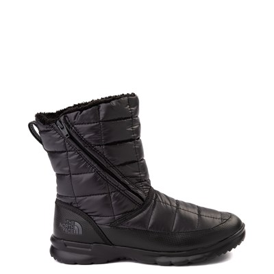 Main view of Womens The North Face Thermoball™ Eco Microbaffle Boot - Black