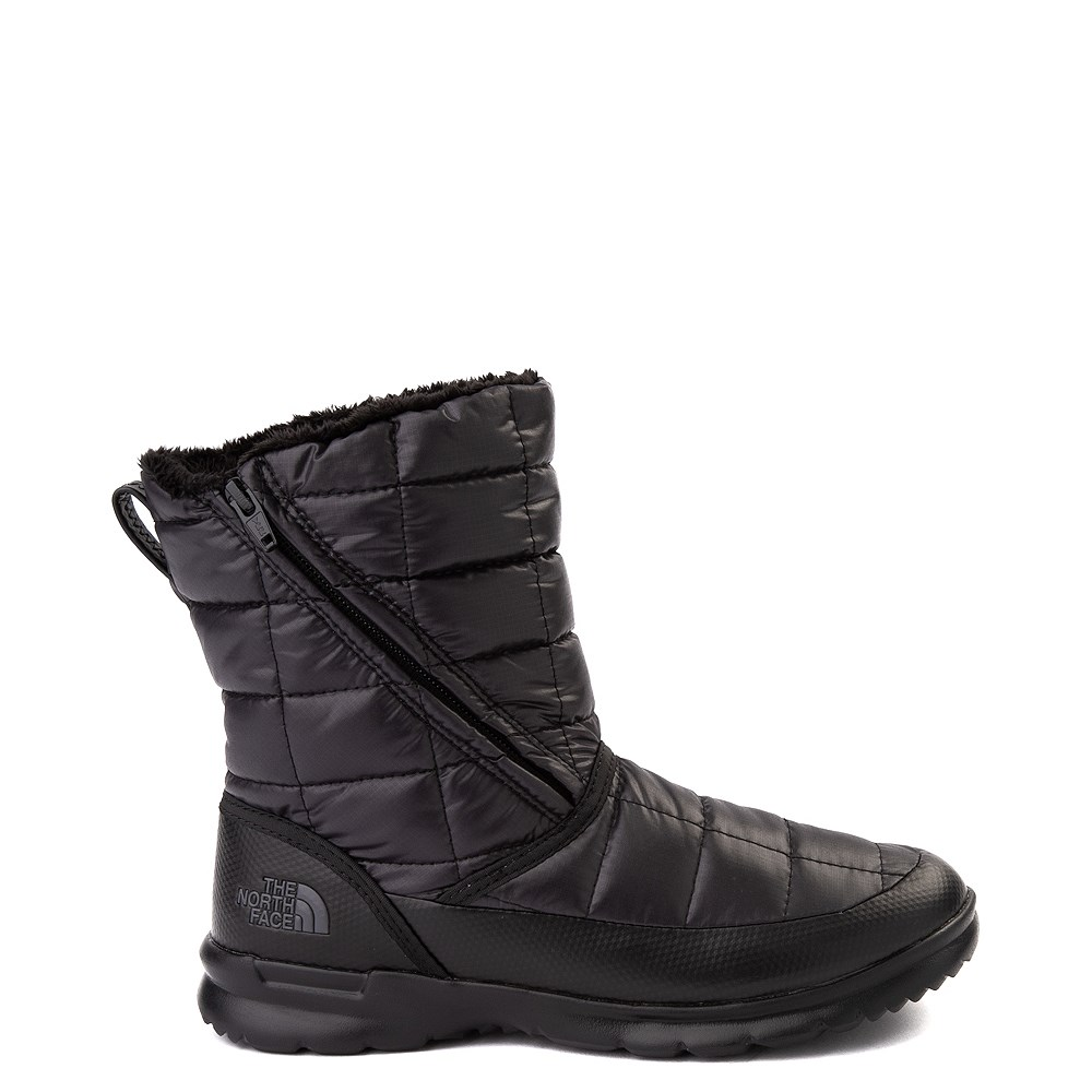 Womens The North Face Thermoball™ Eco Microbaffle Boot - Black