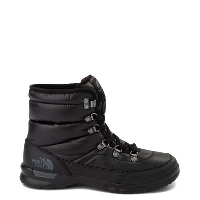 Main view of Womens The North Face Thermoball™ Lace II Boot - Black