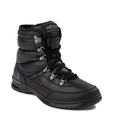 Alternate view of Womens The North Face Thermoball™ Lace II Boot - Black