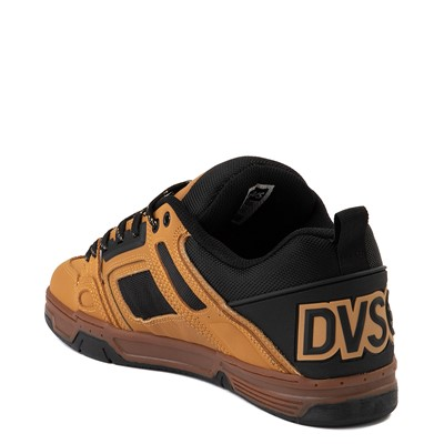 Alternate view of Mens DVS Comanche Skate Shoe - Chamois / Black / Gum