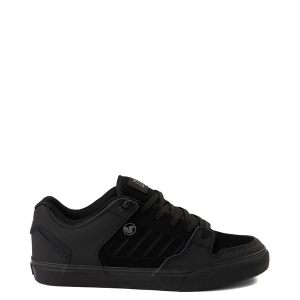 Main view of Mens DVS Militia CT Skate Shoe - Black / Charcoal
