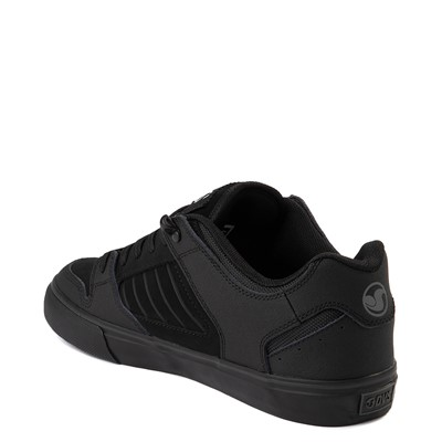 Alternate view of Mens DVS Militia CT Skate Shoe - Black / Charcoal
