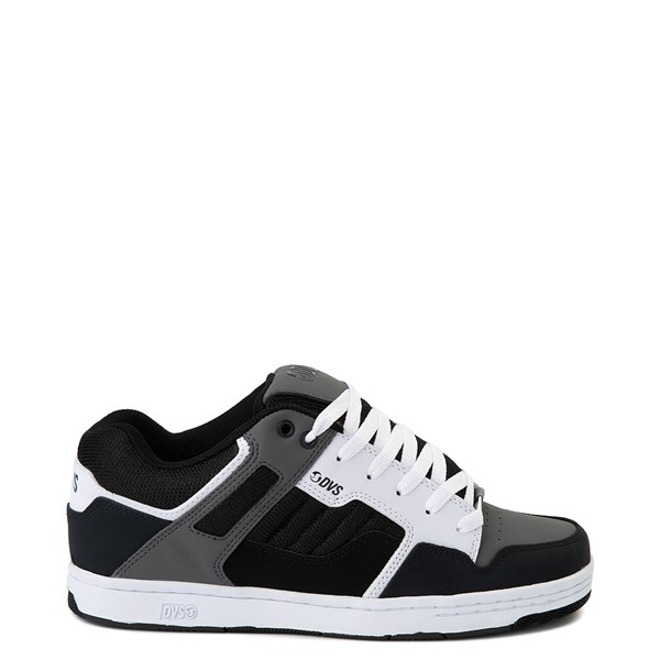 Mens DVS Enduro 125 Skate Shoe - Black / Gray / Navy
