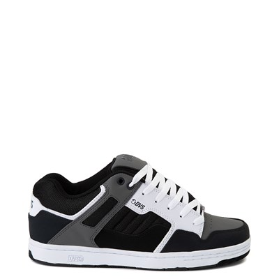 Main view of Mens DVS Enduro 125 Skate Shoe - Black / Gray / Navy