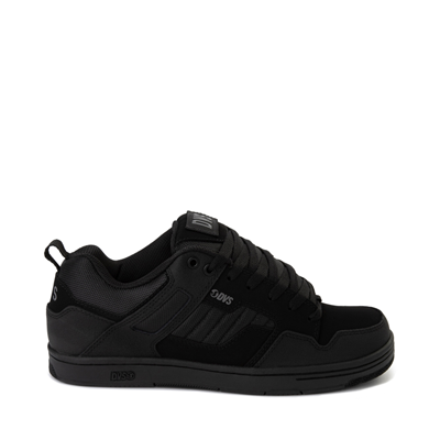 Main view of Mens DVS Enduro 125 Skate Shoe - Black / Charcoal