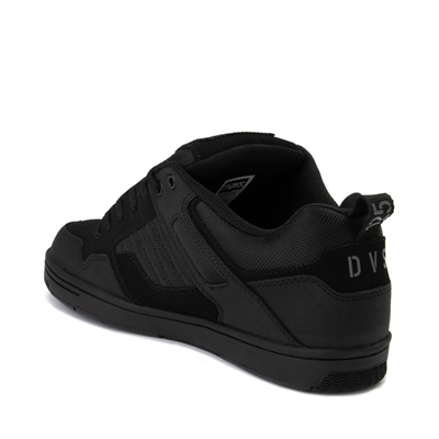 Alternate view of Mens DVS Enduro 125 Skate Shoe - Black / Charcoal