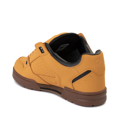 Alternate view of Mens DVS Militia Snow Skate Shoe - Wheat