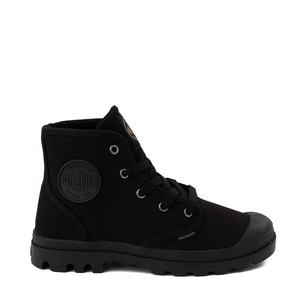Womens Palladium Pampa Hi Boot - Black