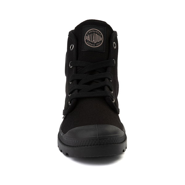 alternate view Womens Palladium Pampa Hi Boot - BlackALT4