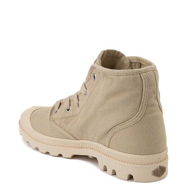 alternate view Womens Palladium Pampa Hi Boot - SandALT2