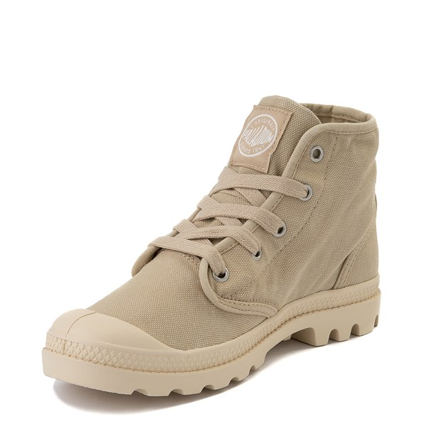alternate view Womens Palladium Pampa Hi Boot - SandALT3