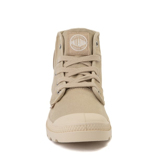 alternate view Womens Palladium Pampa Hi Boot - SandALT4