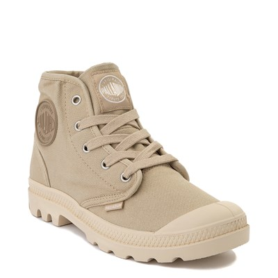 Alternate view of Womens Palladium Pampa Hi Boot - Sand