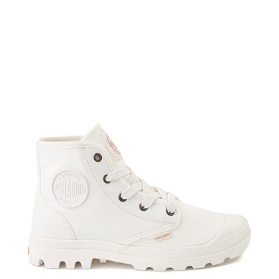 Main view of Womens Palladium Pampa Hi Boot - Marshmallow