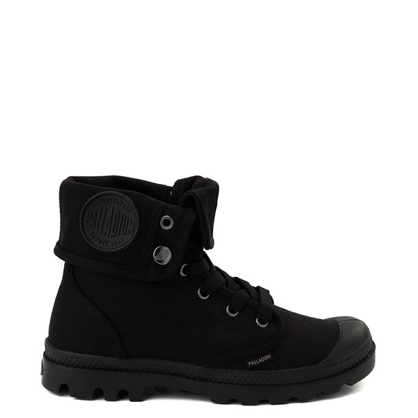 Womens Palladium Baggy Boot - Black