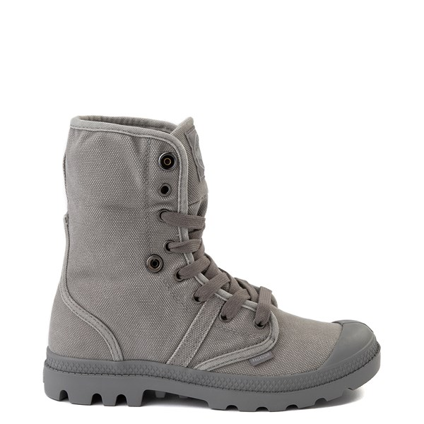 alternate view Womens Palladium Pallabrousse Baggy Boot - TitaniumALT1