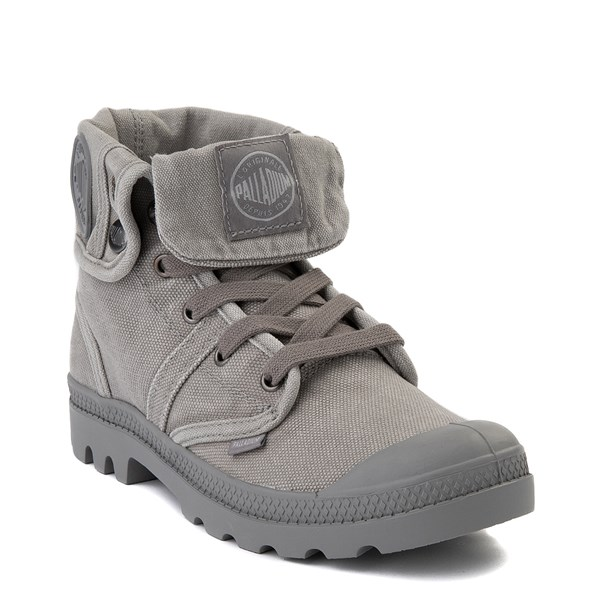 alternate view Womens Palladium Pallabrousse Baggy Boot - TitaniumALT1B