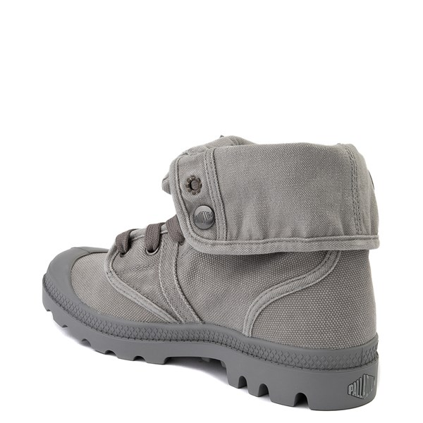 alternate view Womens Palladium Pallabrousse Baggy Boot - TitaniumALT2