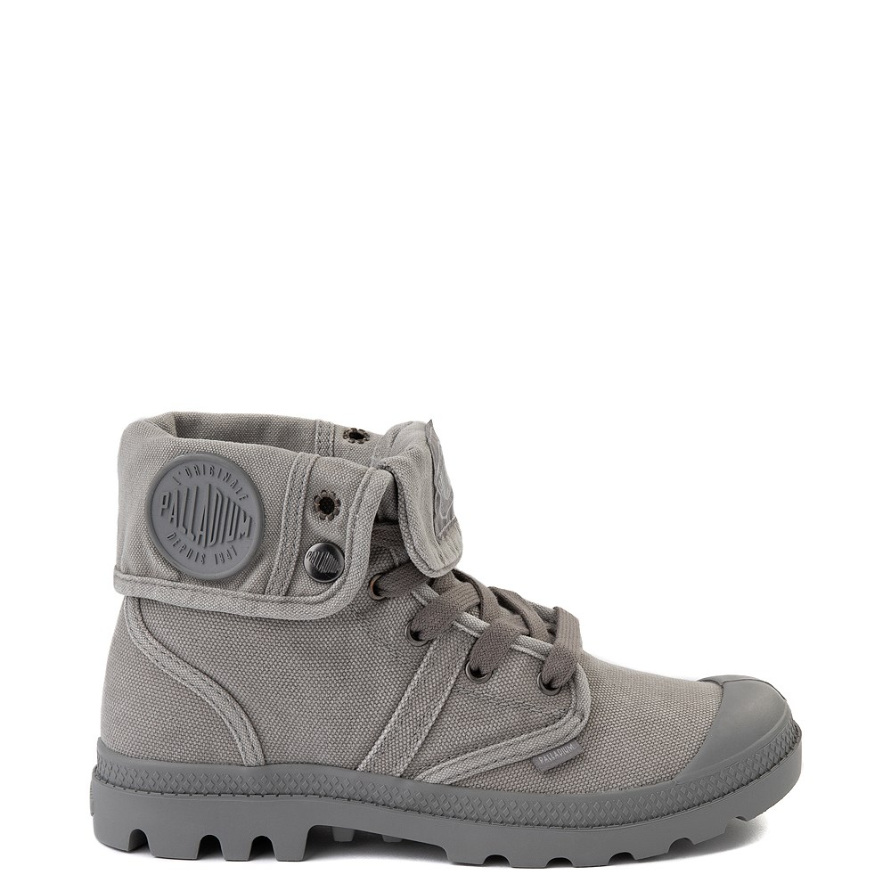 Womens Palladium Pallabrousse Baggy Boot - Titanium