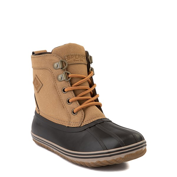 Alternate view of Sperry Top-Sider Bowline Casual Boot - Little Kid / Big Kid -Tan