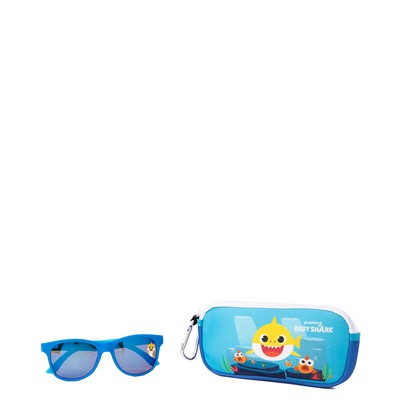 Main view of Baby Shark Sunglasses Set - Blue