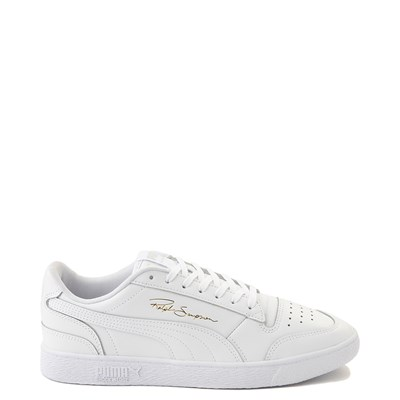 Main view of Puma Ralph Sampson Athletic Shoe - White