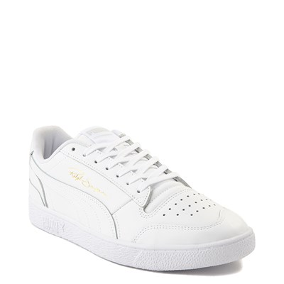 Alternate view of Puma Ralph Sampson Athletic Shoe - White