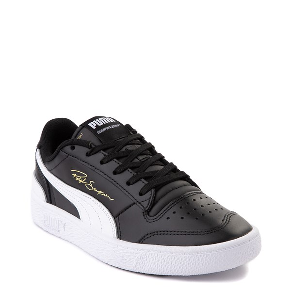 alternate view Puma Ralph Sampson Athletic Shoe - BlackALT1