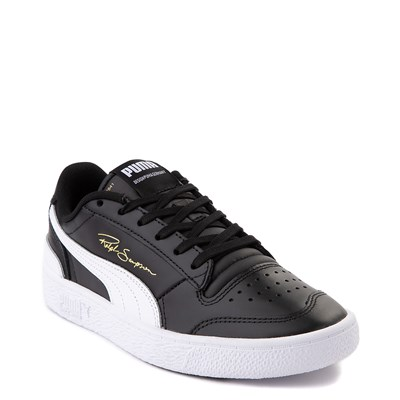 Alternate view of Puma Ralph Sampson Athletic Shoe - Black