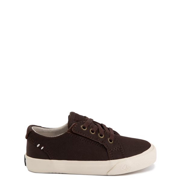 Default view of Sperry Top-Sider Striper II Casual Shoe - Toddler / Little Kid - Brown
