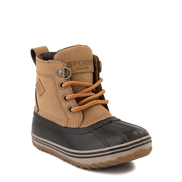 alternate view Sperry Top-Sider Bowline Casual Boot - Toddler / Little Kid -TanALT1